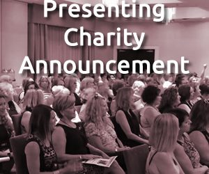 3 Charities Presenting at Feb 11/19 meeting announced
