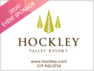 Hockley Valley Resort event sponsor